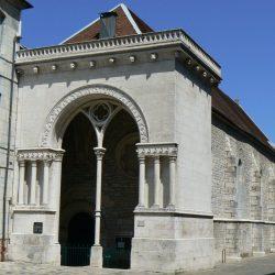 <i>Temple du Saint-Esprit à Besançon – vue extérieure</i>