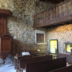 <i>Temple historique au Musée de Poët-Laval</i>