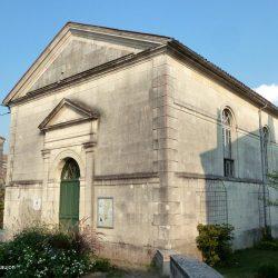 <i>Temple de Saujon</i>