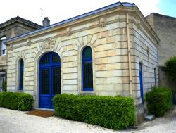 Bordeaux - Chapelle du cimetière protestant (2015)