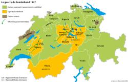 Guerre du Sonderbund (1847)