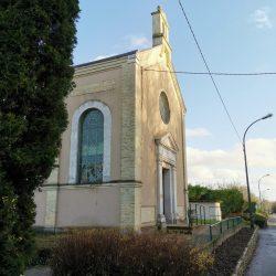 Temple de Saint Romain de Colbosc