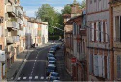 Impasse d'Angleterre - Quartier du Moustier - Montauban