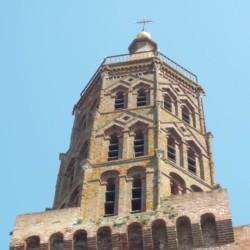 Montauban – Église Saint-Jacques (avec la trace des boulets du siège de 1621)