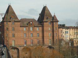 Montauban - Ancien palais épiscopal, aujourd'hui Musée Ingres (2019)