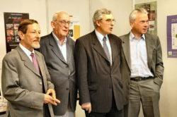 Quatre présidents de la FPF