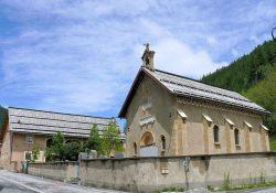 Temple d'Arvieux