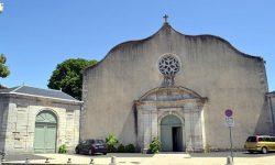 Chapelle de l'hôpital Saint-Louis - La Rochelle