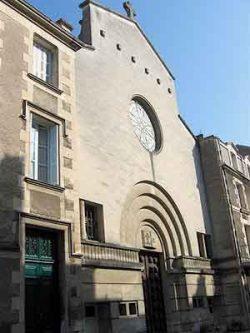 Temple de Poitiers EPUdF