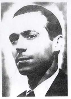 Yann Roullet (1915-1944)