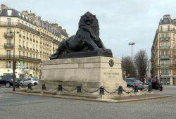 Lion de Belfort (Paris 14e)