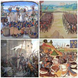 Guerre de 100 ans (1337-1453)