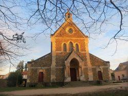 Temple protestant de Boissy-St-Léger (94)