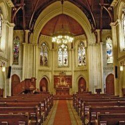 Eglise lutherienne Saint Jean à Paris